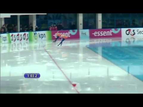 Stefan Groothuis - Sjoerd de Vries 1000 meter Chelyabinsk