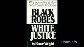 Bruce Wright: Black Robes/White Justice pt1 Early Years (audiobk)