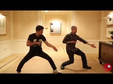 Iko Uwais And Gareth Evans Teach 'the Raid 2' Fight Choreography video