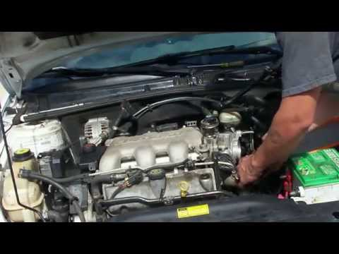 replace  head gasket     pontiac