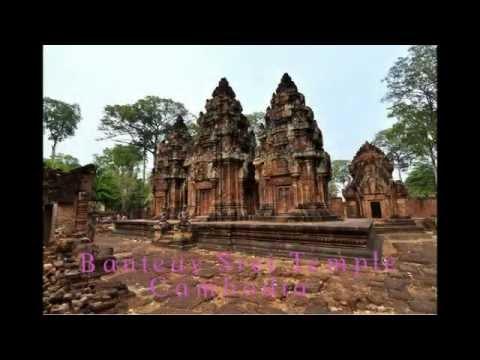 Visit Cambodia | Travel Cambodia | Angkor Wat | Banteay Srei | Cambodia Tourism