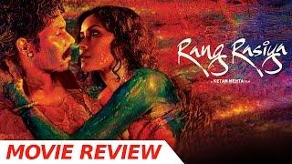 Rang Rasiya - Movie Review - Rang Rasiya has story yet fails to have mass appeal