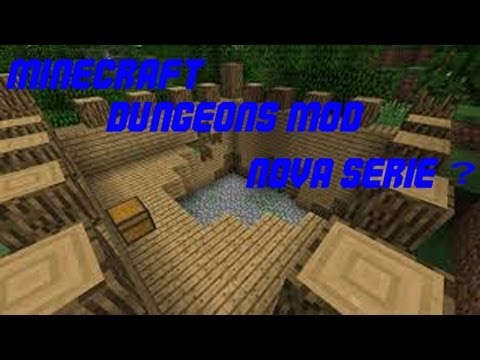 Minecraft - novas dungeons e bosses 