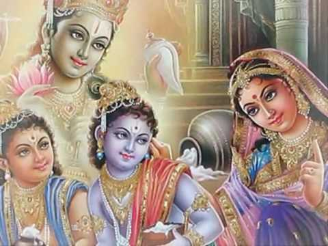 Beautiful Bhajan ( Peaceful And Calming ) Shree Krishna ( Just Watch ) video