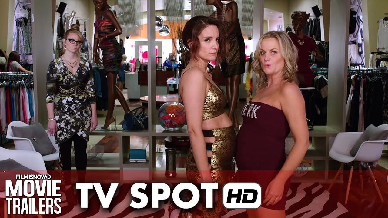 Sisters ft. Amy Poehler, Tina Fey TV Spot (2015) HD