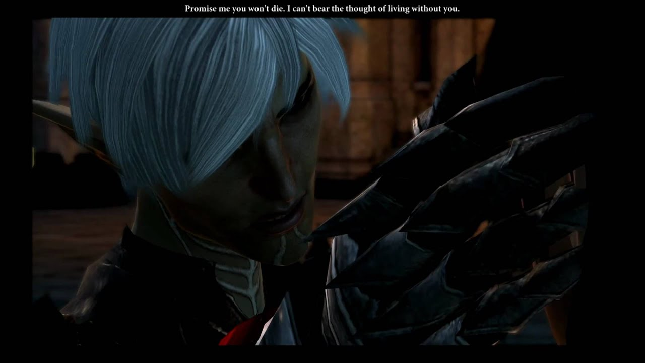 dragon age 2 relationship with fenris