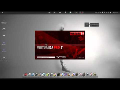 Skins y Samples unicos para Virtual DJ 7 Music Videos