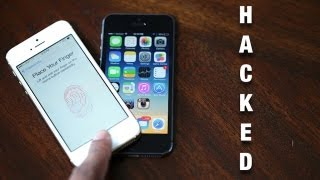 apple iphone 5s Contact ID Hacked: Is it Safe?