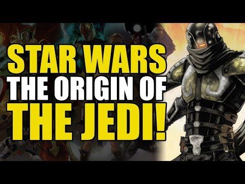 The Origin of The Jedi! (Star Wars: Dawn Of The Jedi)