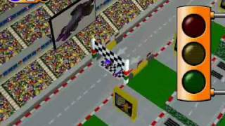 lets play lego stunt rally part 6 - the grand final + own track =D