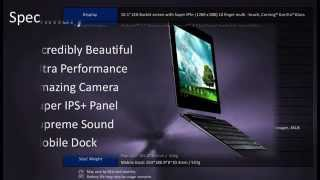 ASUS Transformer Prime - All Details and Specifications