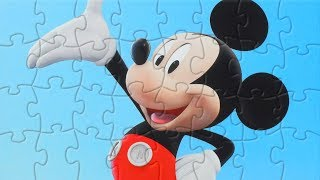 Mickey Mouse | Picture puzzle Game for children