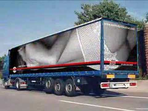 Outdoor Advertising - Mobile Billboards