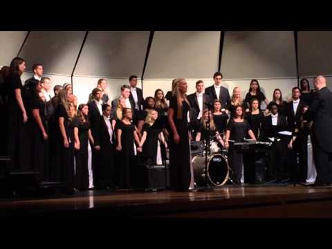 Colleen Broome HD Jensen Beach High School Jubilate 2014
