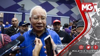TERKINI : STRATEGI DUN RANTAU! Rakyat Nak Janji Ditunaikan - Najib Razak