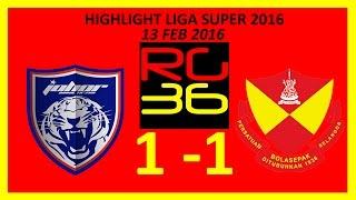 download lagu Piala Sumbangsih 2016 Jdt 1 - 0 Selangor Gol gratis