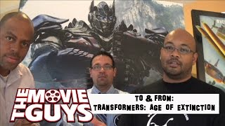 To & From Movie Review - Transformers- Age of Extinction
