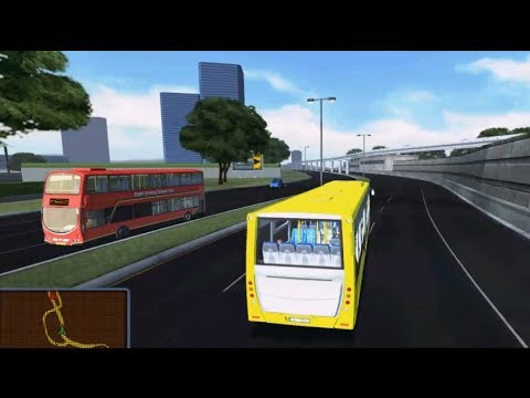 Bus Driver ITA Drive simulator pc game play 2014