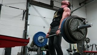 700LB DEADLIFT IN 2016: NEW PROTOCOL!