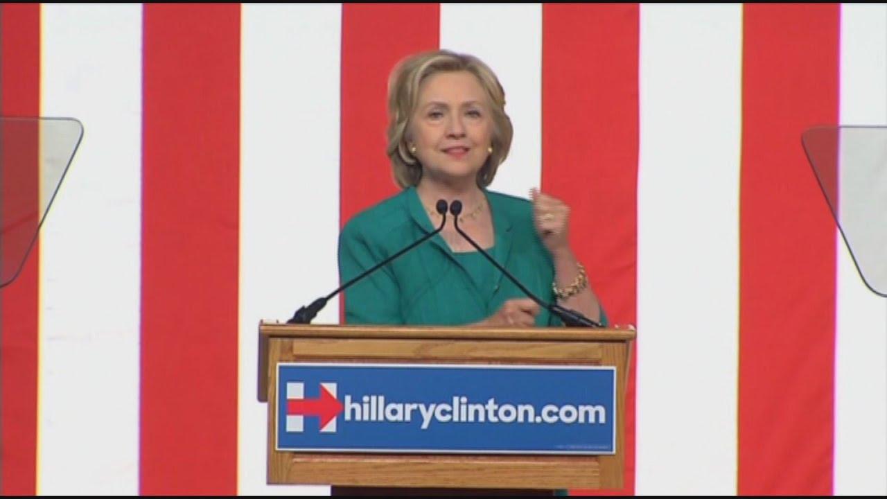 Jeb Jab: Hillary Clinton Takes it to Bush at Urban League