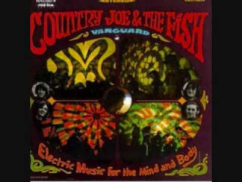 Country Joe And The Fish - Porpoise Mouth
