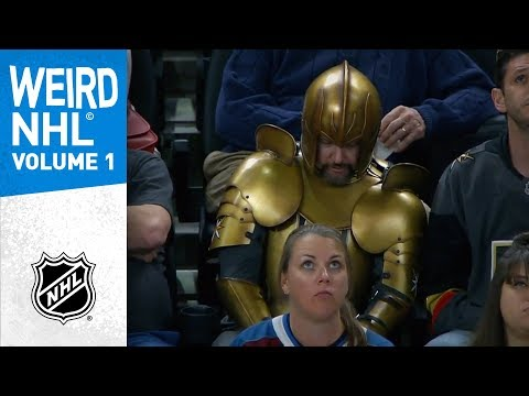 Weird NHL Vol. 1