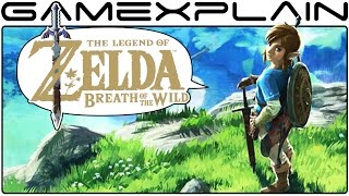 5+ Hours with Zelda: BotW - Preview Discussion (World Size, Challenge, Rush to Final Boss, & More!)