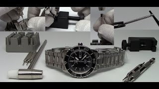 How to Size a Watch Bracelet (3 Different Methods) - Watch and Learn #14