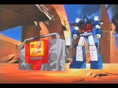 Transformers: The Movie Trailer 1986
