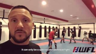 Andy Souwer about his fight against Mohamed Khamal at World Fighting League - April 3rd 2016