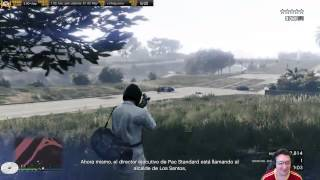 GTA V: Robos locos I Tum Tum el Hacker I Highlight