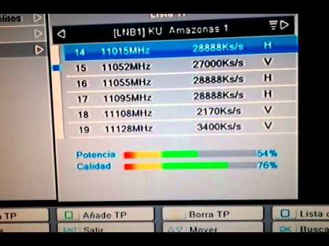 azbox bravissimo wifi configurando iks sks funcionando n3