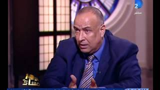 عضو بالبرلمان العربى يهاجم على فتح الباب ويقوله ..  دا انت مجرم وقاطع طريق والبلد مش حتسيبك