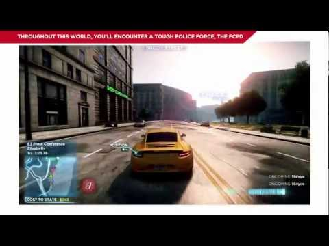 Need For Speed Most Wanted Insider Gameplay Video Walkthrough