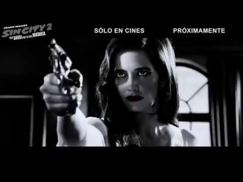 Sin City 2, Una Dama Por La Cual Mataría - Spot 30 seg. (HD)