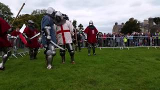 Ludlow Castle All V All 2015 Battle Heritage