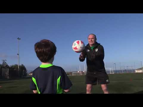 2018 Sports Direct FAI Summer Soccer Schools