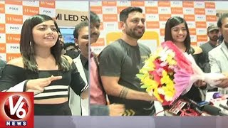 Rashmika Mandanna Launches Happi Multi Brand Mobile Store In Banjara Hills