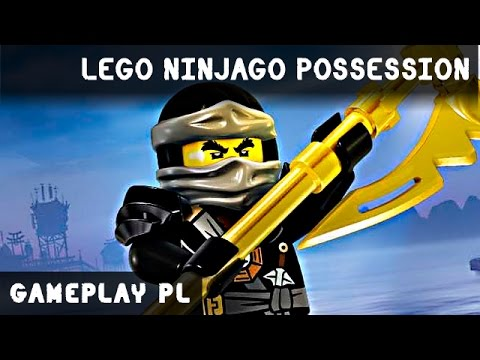 Darmowe Gry Online | LEGO NINJAGO POSSESSION | NAJNOWSZA GRA NINJAGO!