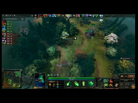 Arteezy (Viper) - VG vs. EG @ The International 2014 - Dota 2