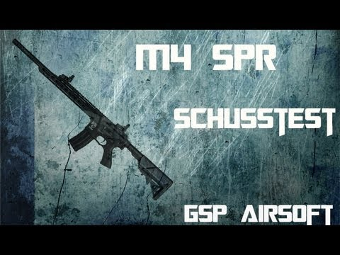 M4 SPR Softair