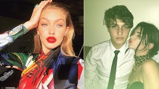 Gigi Hadid WARNS Little Brother Anwar Hadid About Kendall Jenner!