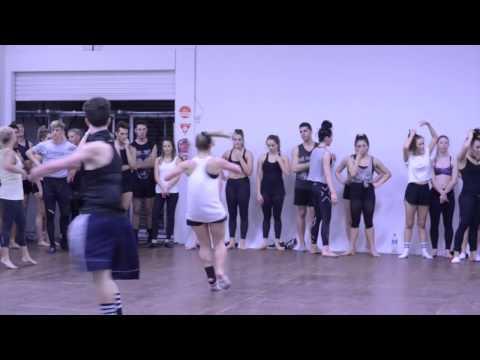 Advanced Jazz Class - Patrick Studios Australia  m4v