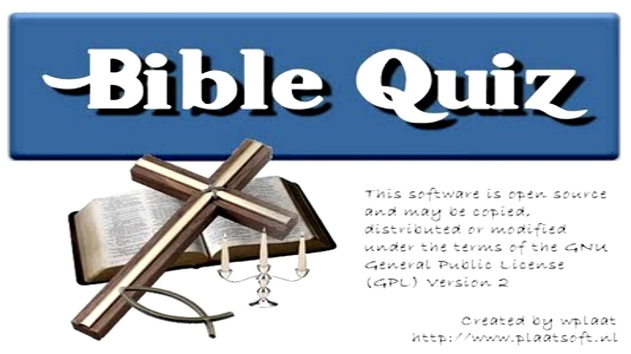bible quiz 1) what do most christians believe about the bible god carved the original bible into stone atop mount sinai god dictated the bible to.