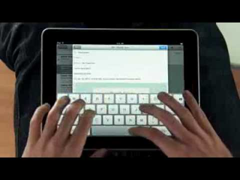 """ apple Ipad Demo""  Apple - iPad - Introducing the iPad"