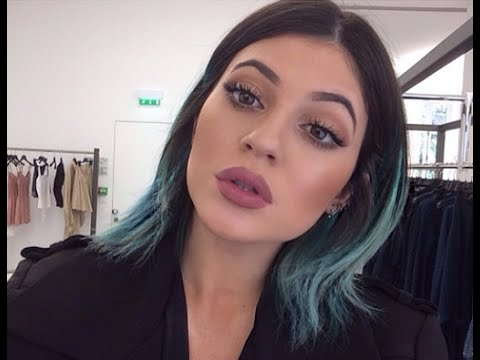 KYLIE JENNER Make up Tutorial - YouTube