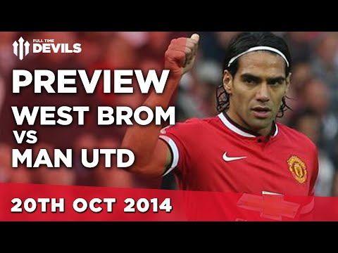 Goal Machine! | West Brom Vs Manchester United  | MATCH PREVIEW