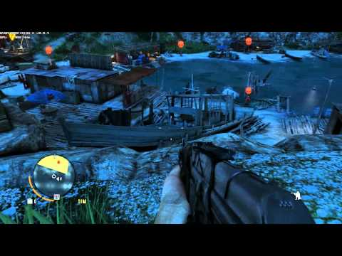Far Cry 3 Ultra + Full Hd Na Gtx 550 Ti