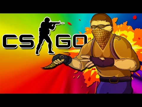 CSGO - Weirdest Game Ever! (Counter Strike Global Offensive Gameplay!)
