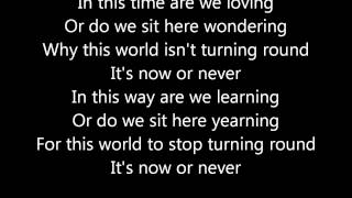 Watch Three Days Grace Now Or Never video
